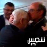 Photo du jour : Jebali embrasse Ghannouchi sur le front, demande de pardon ou soumission ?
