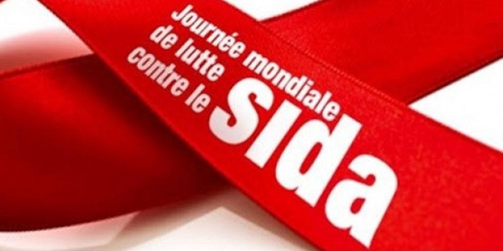 Célébration de la Journée mondiale de lutte contre le sida 2020 sous le slogan:Solidarité globale et responsabilité partagée