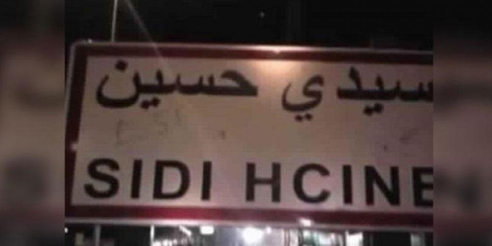 سيدي حسين السيجومي: احتقان وغاز مسيل للدموع