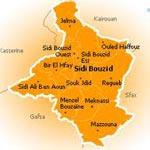 Sidi Bouzid : Deux morts et huit blessés dans un accident de la route
