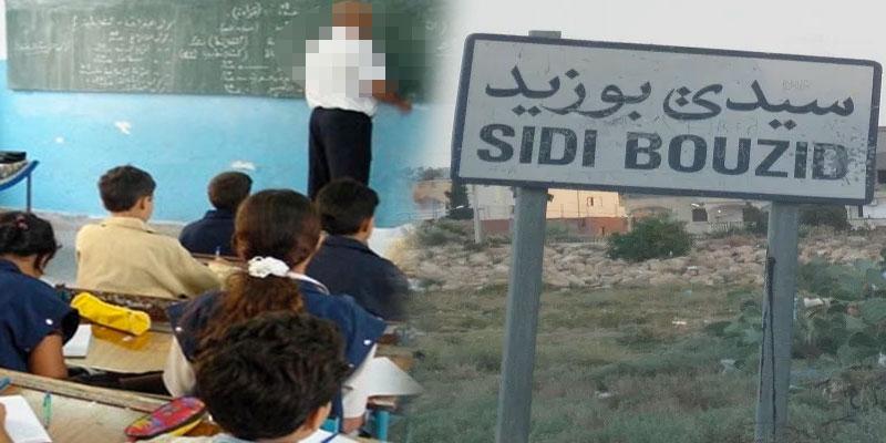 Un enseignant agressé par les habitants à Sidi Bouzid
