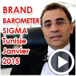 En vidéo : les marques les plus aimées et connues par les Tunisiens par Sigma Conseil