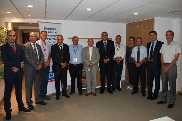 Partenariat entre Libya Oil Tunisie et le Groupe Chamam pour la distribution des lubrifiants OiLibya sur le marché tunisien