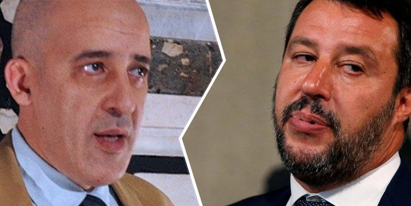 Pour Sinaoui, Salivini a illégalement diffamée des Tunisiens