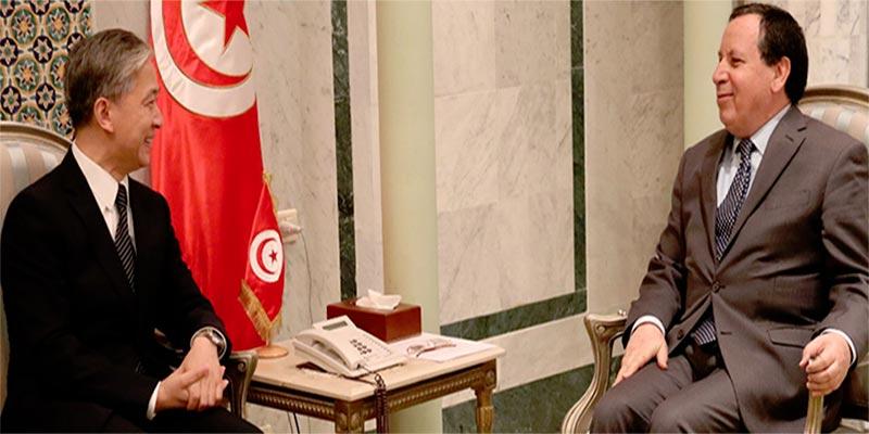 La Chine souhaite développer ses investissements en Tunisie