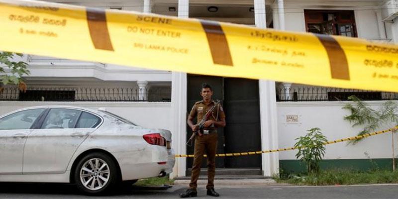 شرطة سريلانكا تعتقل ثلاثة وتضبط قنابل يدوية في مداهمة بكولومبو
