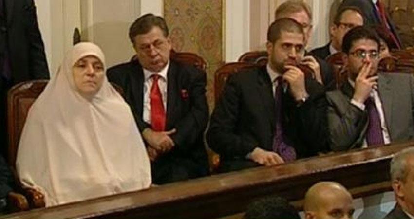 عائلة محمد مرسي السيسي قتل والدنا
