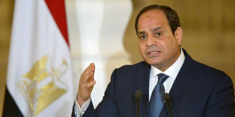 Abdel Fattah al-Sissi a prêté serment pour un 2e mandat de quatre ans