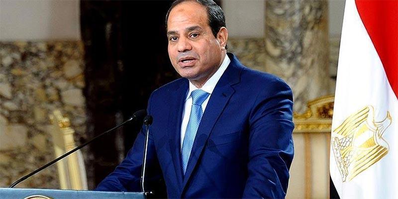 مصر: السيسي يكلف مدير مكتبه  بتسيير أعمال المخابرات العامة