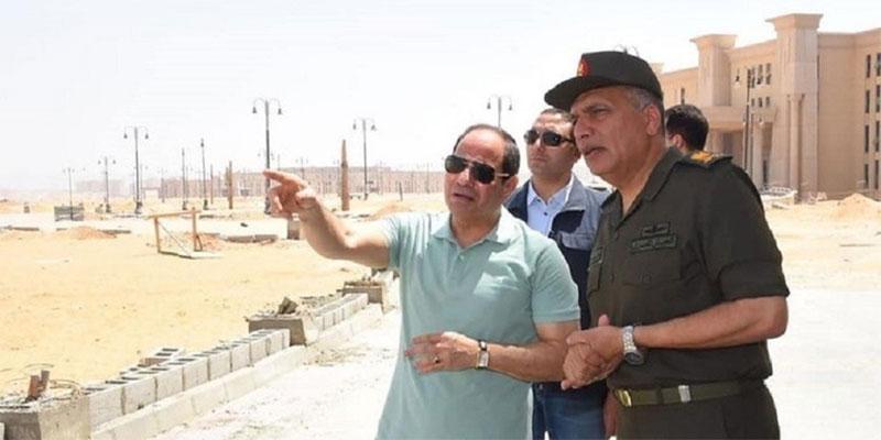 البرلمان المصري يفوض السيسي لاتخاذ التدابير اللازمة بشأن ''سد النهضة ''