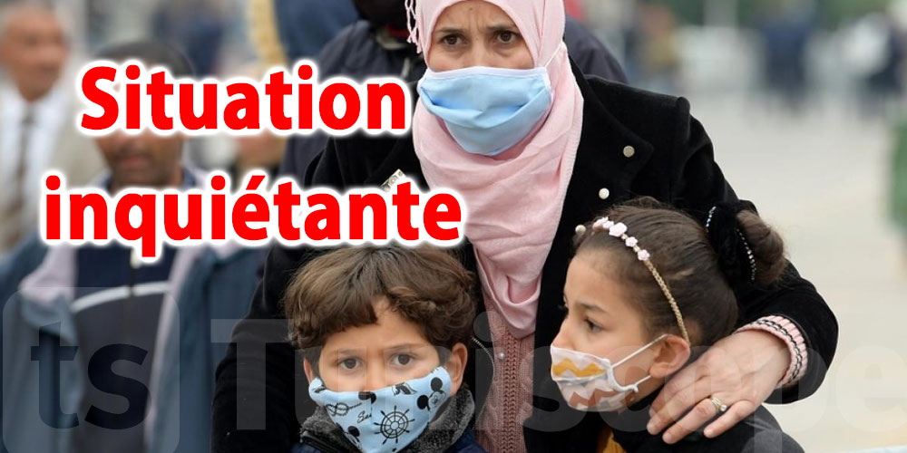 Tunisie: Situation inquiétante...Réunion aujourd'hui du comité scientifique