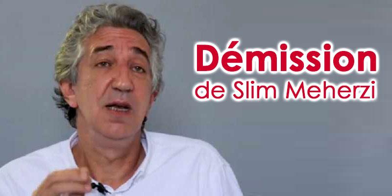 Slim Mehrezi, jette l'éponge et démissionne