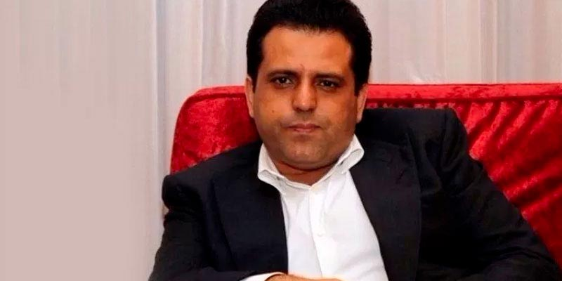 Mandat de dépôt en prison contre Slim Riahi