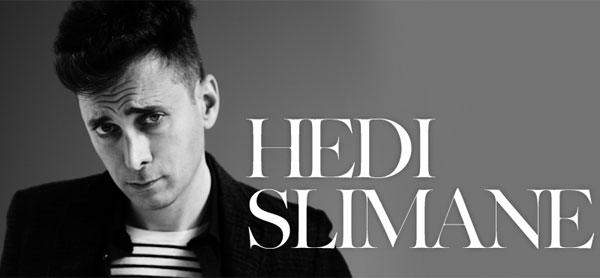 Le tunisien Hedi Slimane quitte Yves Saint Laurent
