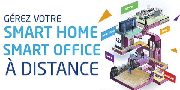 En vidéo : Tunisie Telecom lance Smart Home et Smart Office