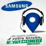 Le Samsung Call Center enregistre un taux de réponse variant entre 94 et 96%