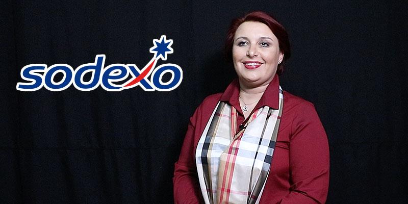 En vidéo :  La directrice commerciale de Sodexo Tunisie Madame Anissa Dahmen nous parle de Sodexo et du Pass Habillement