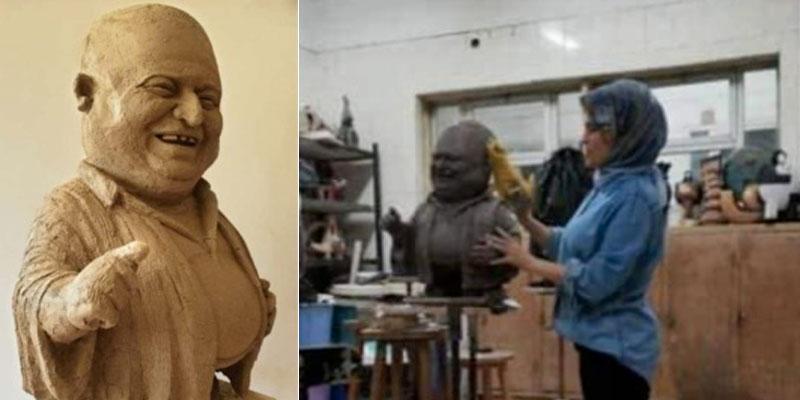 Une statue pour rendre hommage à l'artiste défunt Sofiène Chaâri