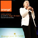 Orange Tunisie soutient les 5000 habitants du village Bir Salah