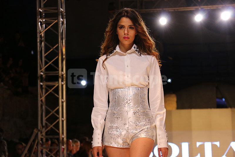 En photos  : Défilé de Soltana à la Fashion Week de Tunis