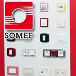 En vidéo : SOMEF, leader tunisien de la fabrication d'appareillages électriques participe au MEDIBAT 2015
