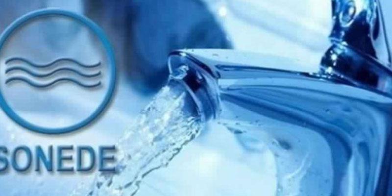 استئناف التزويد بالماء تدريجيا في الضاحية الشمالية للعاصمة الليلة وغدا