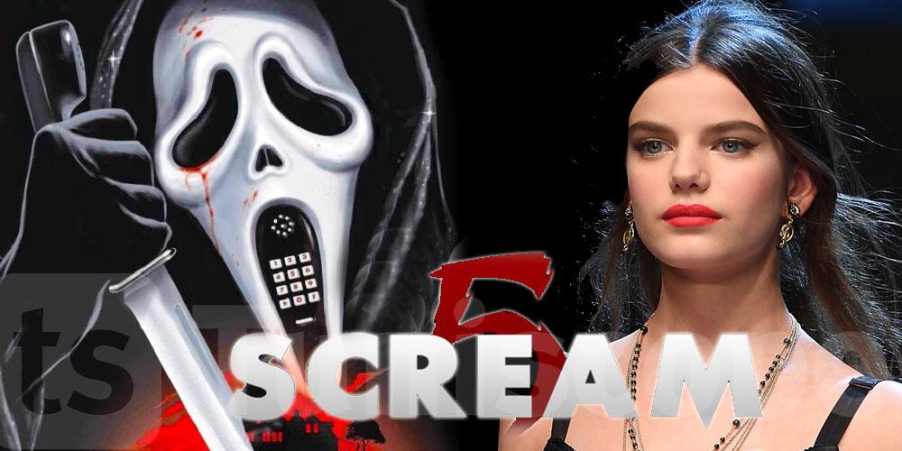La tunisienne Sonia Ben Ammar rejoint le casting de Scream 5