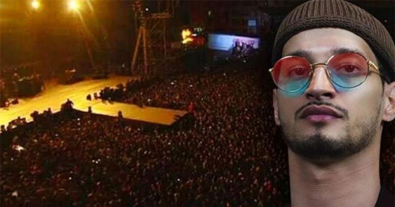 سولكينغ يخرج عن صمته بعد ''الحادث المأساوي'' في الجزائر