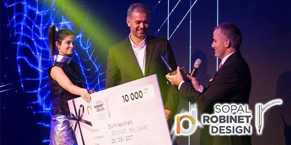 En vidéos : Soirée de remise des prix du concours SOPAL Robinet Design