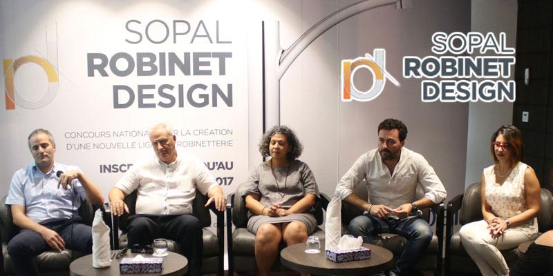 8 projets innovants présélectionnés pour la phase finale du Concours National d'innovation Sopal Robinet Design