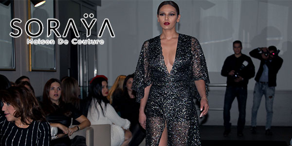 En vidéo : Découvrez la collection de prêt-à-couture ''CHESS GAME'' de la marque SORAŸA