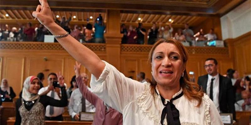 Les promesses de Souad Abderrahim envers les habitants de Tunis