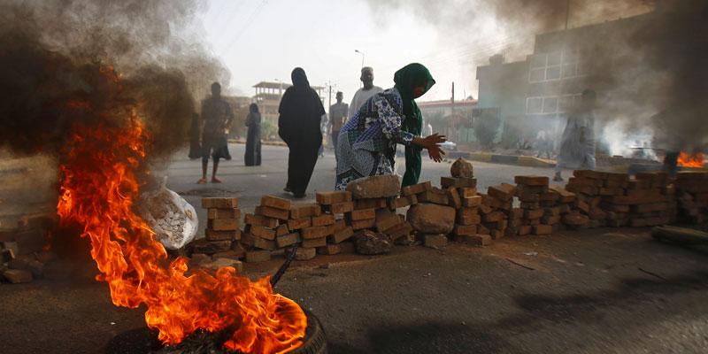 Plus de 35 morts dans la dispersion d'un sit-in au Soudan