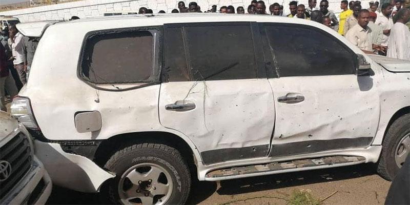 محاولة لاغتيال رئيس الوزراء السوداني في الخرطوم