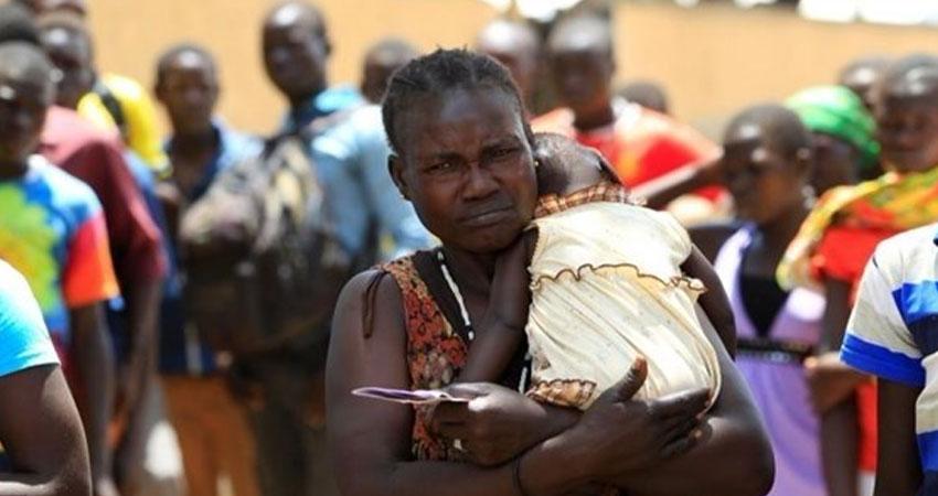 الحرب الأهلية في جنوب السودان هجرت 700 ألف شخص