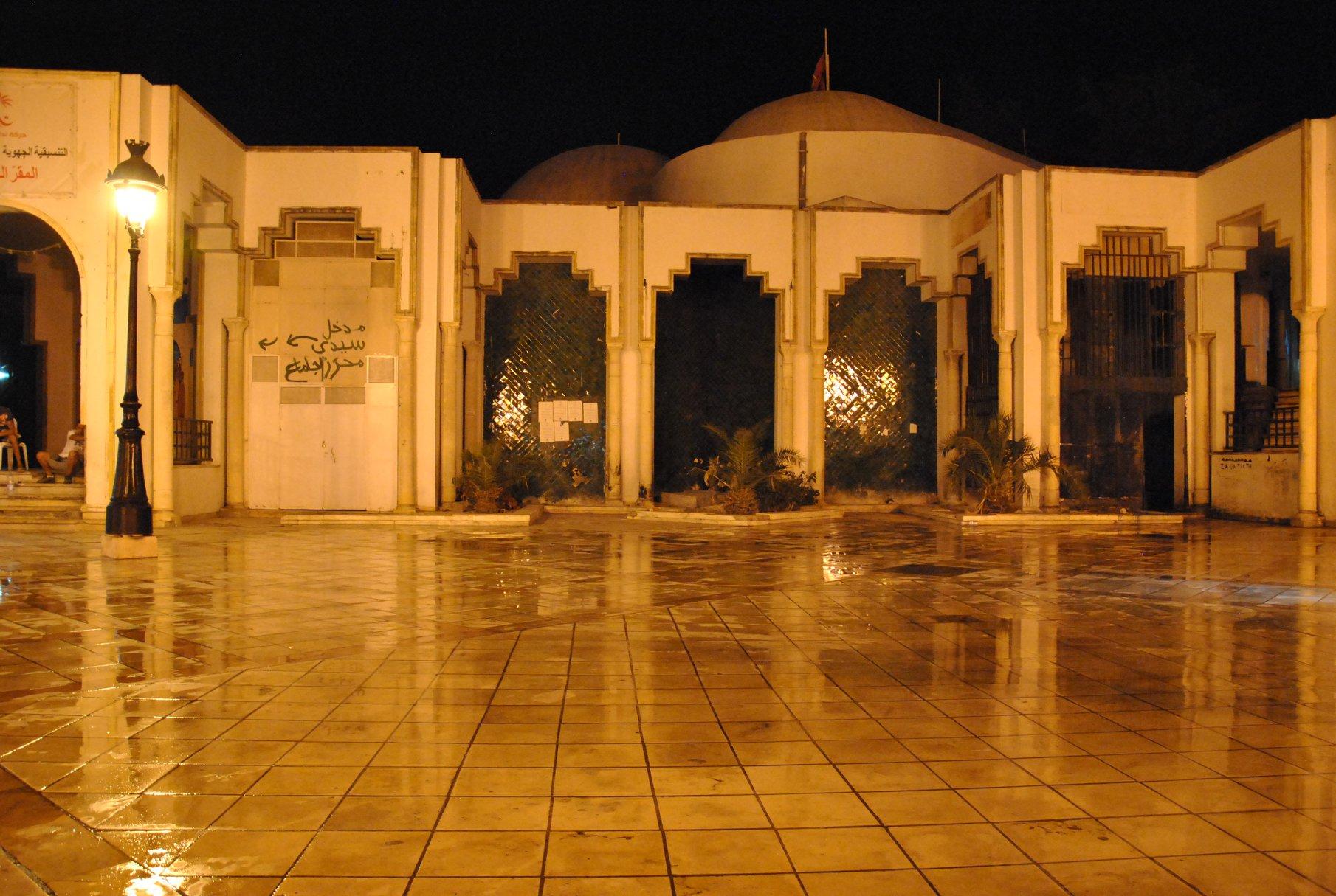 بالصّور : سعاد عبد الرّحيم تشرف على حملة النظافة بدائرة باب سويقة