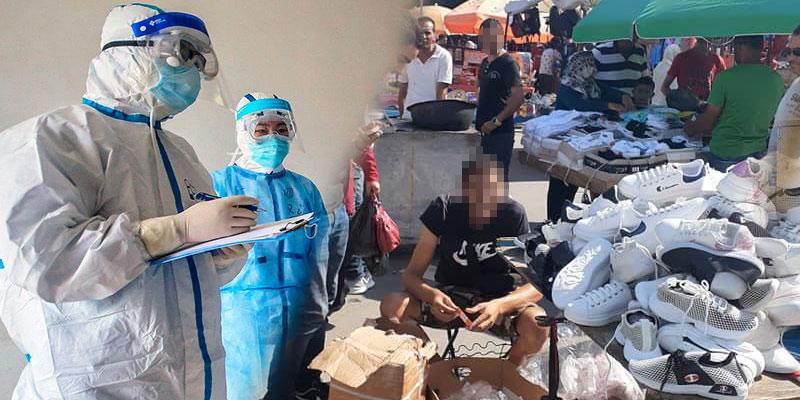 Suspension des marchés hebdomadaires à Sousse