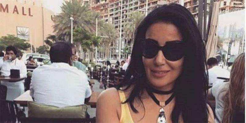 سمية الخشاب: أحمد سعد كان سيقتلني وتسبب لي بعاهة مستديمة في جسمي!