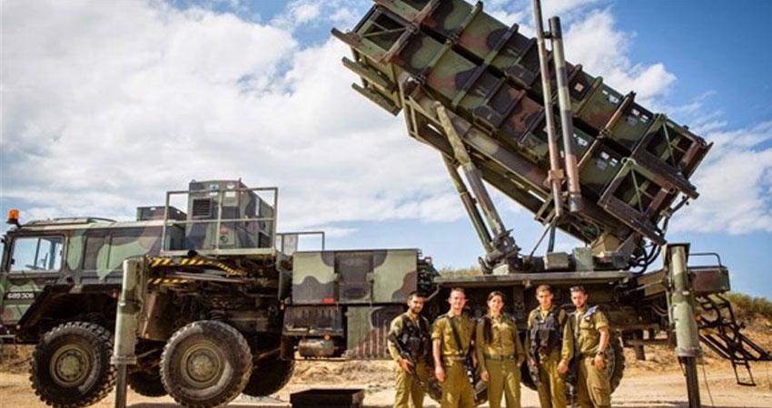 الجولان المحتل: إطلاق صاروخ إسرائيلي على طائرة قادمة من سوريا