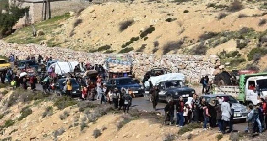 فرار 200 ألف شخص من عفرين خلال أسبوع