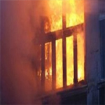 سوسة: مجهولون يضرمون النار في أحد مكاتب المحكمة الابتدائية