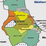 Interdiction des étalages anarchiques à Sousse