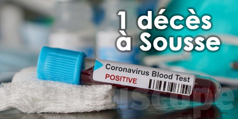 Un décès lié au coronavirus à Sousse