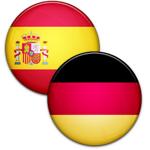 Coupe du monde 2010 - 07 juillet 2010 - Allemagne / Espagne