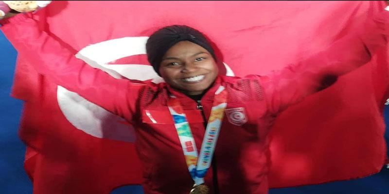 الرباعة غفران بالخير تهدي تونس ذهبيتها الأولى في أولمبياد الشباب بالأرجنتين