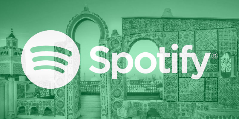 Spotify, le service de Streaming Musical arrive en Tunisie