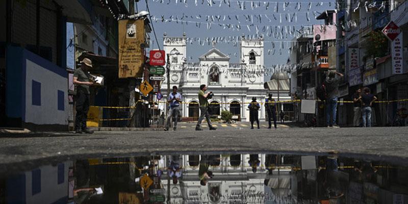 Attentats au Sri Lanka, les églises catholiques fermées ''jusqu'à nouvel ordre''