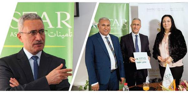La STAR s'investit pour la Culture et renforce son soutien au Festival International de Carthage