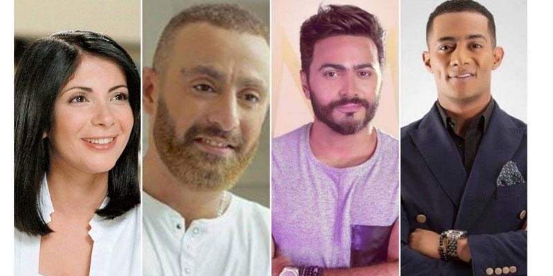 وزارة التضامن المصرية تصدم الجمهور وتكشف أرقام تبرعات النجوم الحقيقية