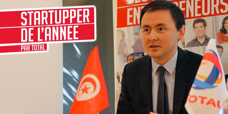 En vidéo : Mansur Zhakupov DG de Total Tunisie présente le Challenge Startupper de l'Année